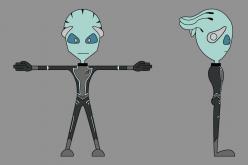 Alien Space Crew